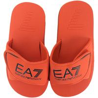 Тапки ARMANI EA7 275542-CC295-orange