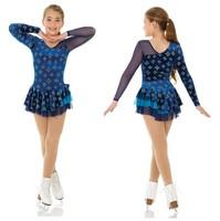 Платье MONDOR  2971 - 7F детское   NEW!