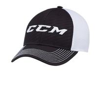 Кепка CCM Team Mesh Flex Black