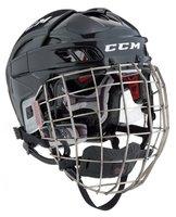Шлем CCM FITLITE с решеткой