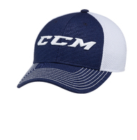 Кепка CCM Team Mesh Flex Navy