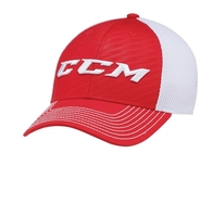Кепка CCM Team Mesh Flex Red