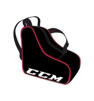 Сумка для коньков CCM Skate Bag blk/red