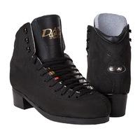 Ботинки GRAF Dance black взрослые Lite