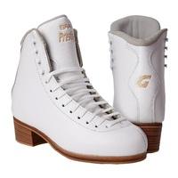 Ботинки GRAF Prestige white детские