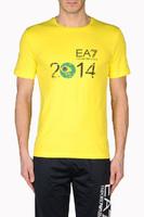 Футболка ARMANI EA7 273614-4P206-2160
