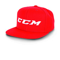 Кепка CCM TEAM Adjustable YTH C3723 Red