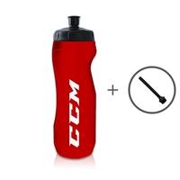 Бутылка CCM с трубочкой 0.9л