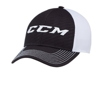 Кепка CCM Team Mesh Flex Black