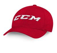 Кепка CCM TEAM FLEXFIT CAP Red
