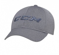 Кепка CCM LOW PROFILE STR CAP Grey