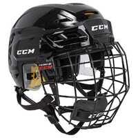 Шлем CCM TACKS 210 с решеткой