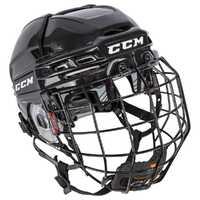 Шлем CCM TACKS 910 с решеткой