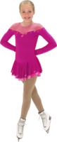 Платье ChloeNoel DLS905-СP детское