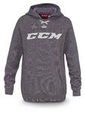 Толстовка CCM Hockey Hoody Grey взрослая