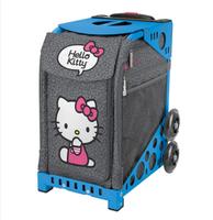 Сумка ZUCA Hello Kitty Leopard Blue