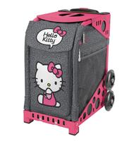 Сумка ZUCA Hello Kitty Leopard Pink