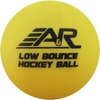 Мяч A&R  Hockey Balls Yellow