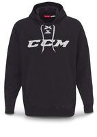 Толстовка CCM Hockey Hoody Black взрослая