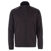 Толстовка CCM SHELL JACKET BLACK взрослая