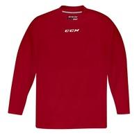 Майка CCM Jersey 5000 RED SR взрослая