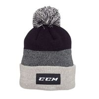Шапка CCM Team Fleece Pom Knit