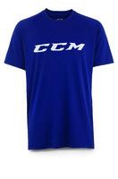 Футболка CCM Training Tee Navy SR взрослая