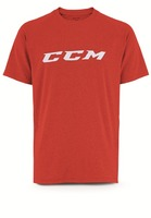 Футболка CCM Training Tee Red SR взрослая