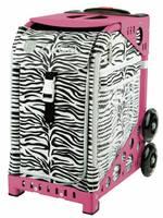 Сумка ZUCA Zebra Pink