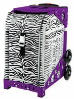 Сумка ZUCA Zebra Purple